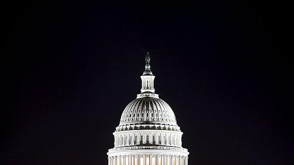 EUA: Tiroteio encerra Casa Branca e o Capitólio