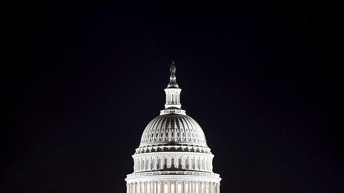 США: стрельба в Капитолии