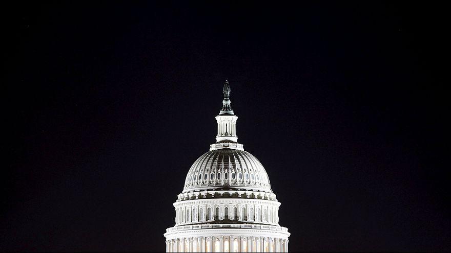 "USA : tirs au Capitole, ""incident isolé"" (police)"