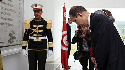 Tunisia: Ban Ki-moon pays tribute to victims of Bardo museum attack