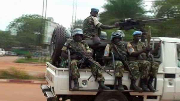 Zentralafrika: UN-Blauhelme sollen Frauen missbraucht haben