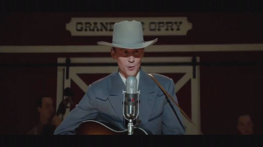 """I Saw the Light"", la breve pero intensa carrera del cantante Hank Williams"