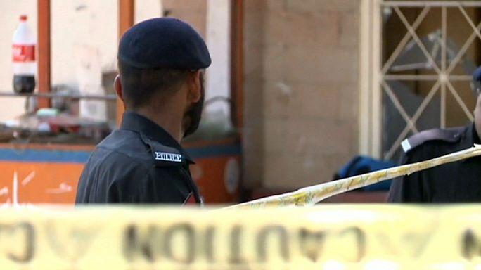 Pakistan : plus de 200 suspects interpellés après l'attentat de Lahore