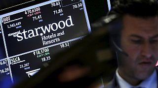 Chineses sobem oferta de compra dos hotéis Starwood