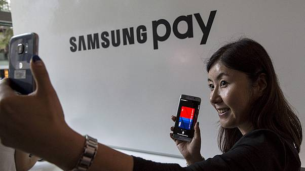 Samsung Pay launches in China