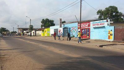 Le Congo au ralenti