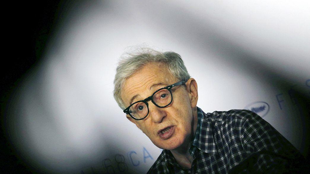 """""""Café Society"""" volta a colocar Woody Allen a abrir o Festival de Cannes"""