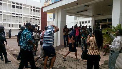 Ghana: trois ex-policiers sud-africains expulsés