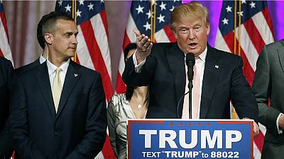 Donald Trump's campaign manager charged with battery
