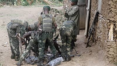 DRC: More than a dozen dead in clashes between rebels and gov't forces