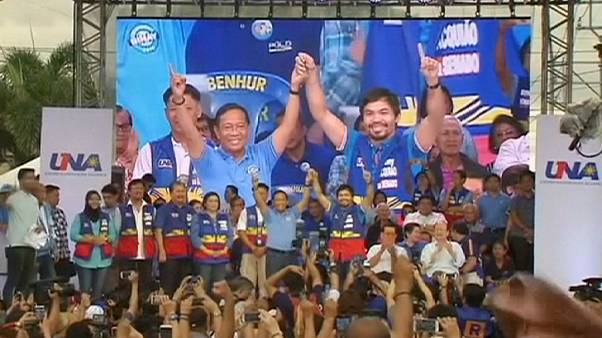 کمیسیون انتخابات فیلیپین به سود مانی پاکیائو رای داد