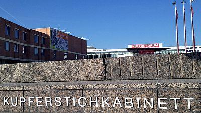 Berlin présente une exposition sur le voyage à travers les yeux de l'artiste