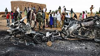 Explosion kills two servicemen, injuring others in Mali