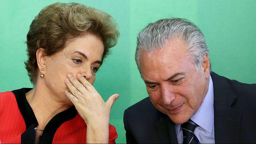 Бразилия: правящая коалиция развалилась