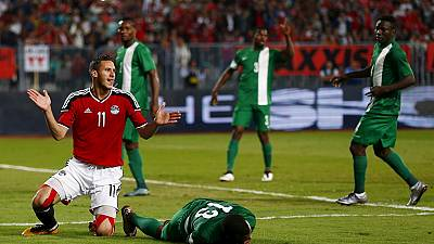 Egypt send Nigeria crushing out of AFCON 2017