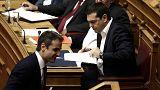 Καταγγελίες Τσίπρα κατά ΝΔ, ΠΑΣΟΚ για τη Δικαιοσύνη - Μητσοτάκης: «Παραιτηθείτε»