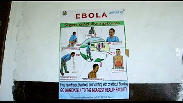 Ebola outbreak no longer poses global health risk - WHO