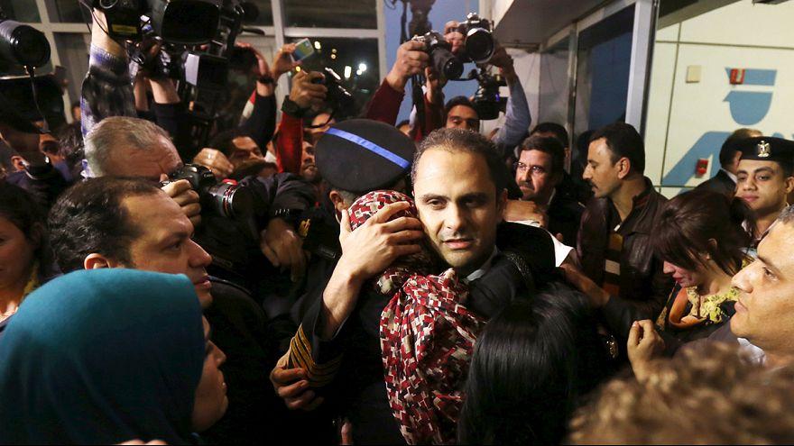 Egypt-Air. Passeggeri ed equipaggio rientrati al Cairo dopo dirottamento su Cipro