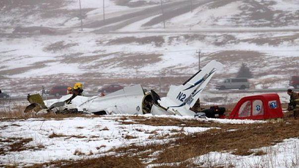 Καναδάς: Συντριβή ιδιωτικού αεροσκάφους με 7 νεκρούς