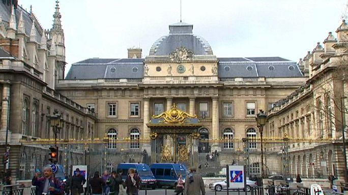 Во Франции судят сомалийских пиратов