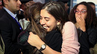 Les passagers et l'équipage de EgyptAir sont de retour au bercail