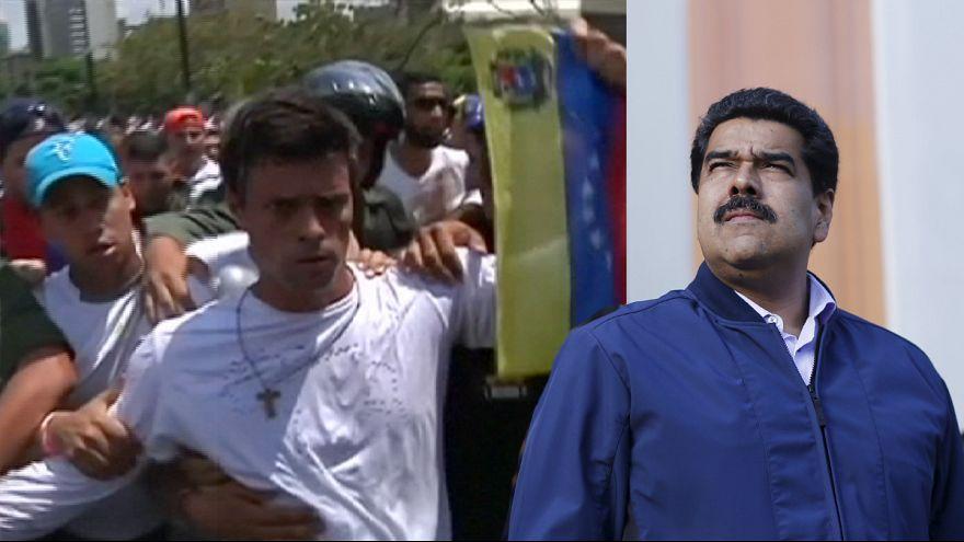 Venezuela: Maduro Af Yasası'nı oylanmadan veto etti