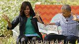 باراك أوباما.. وأرنب عيد الفصح