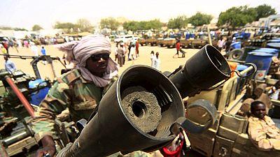 Sudan army and rebels clash in Kordofan
