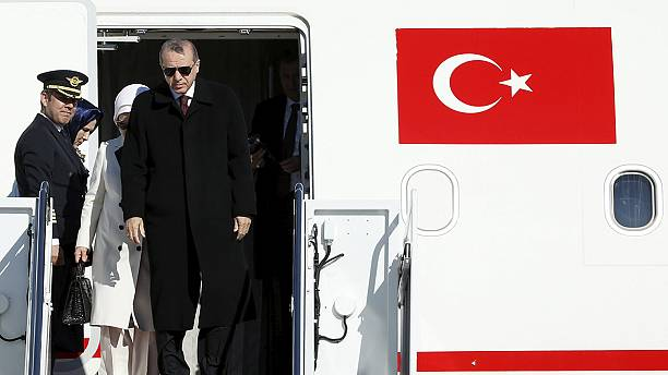 Turkey-US relations are strained as Erdogan arrives in Washington
