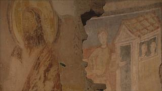 Kitárta kapuit az ókeresztény Santa Maria Antiqua-bazilika