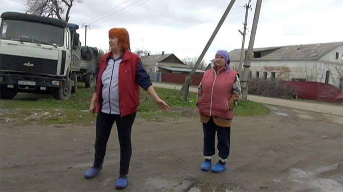 Russian farmers furious about alleged illegal land grabs