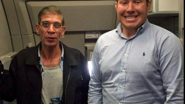 EgyptAir-Entführung: Deshalb grinste die Geisel