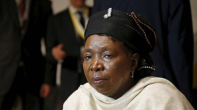 AU head Dlamini-Zuma will not vie for second term