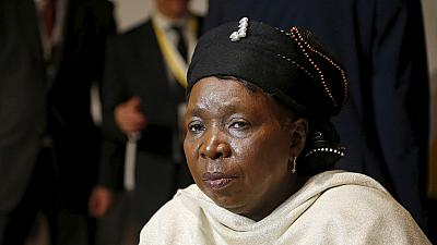 Afrique du Sud : la présidente de l'UA Dlamini Zuma ne briguera pas un 2ème mandat
