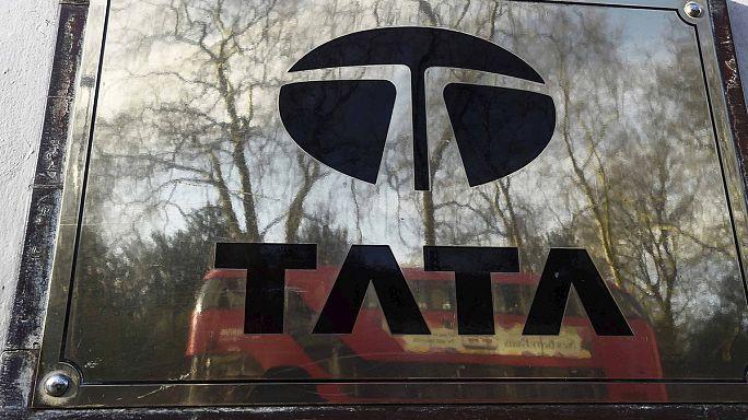Tata Steel quer vender filial britânica