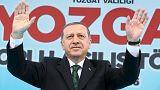 Bruselas reacciona ante el polémico vídeo del presidente turco