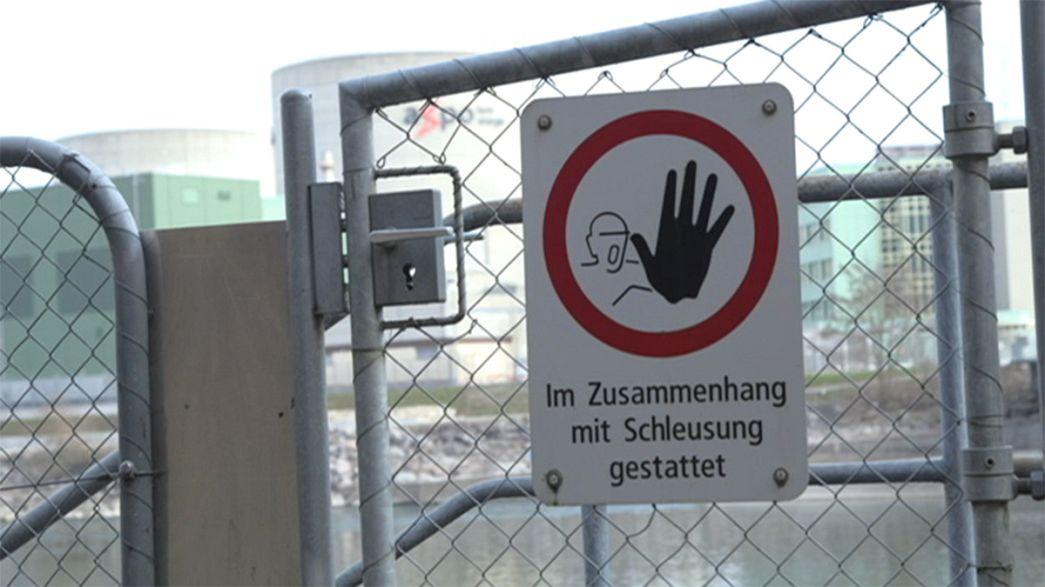 Un réacteur nucléaire suisse devenu gruyère ?