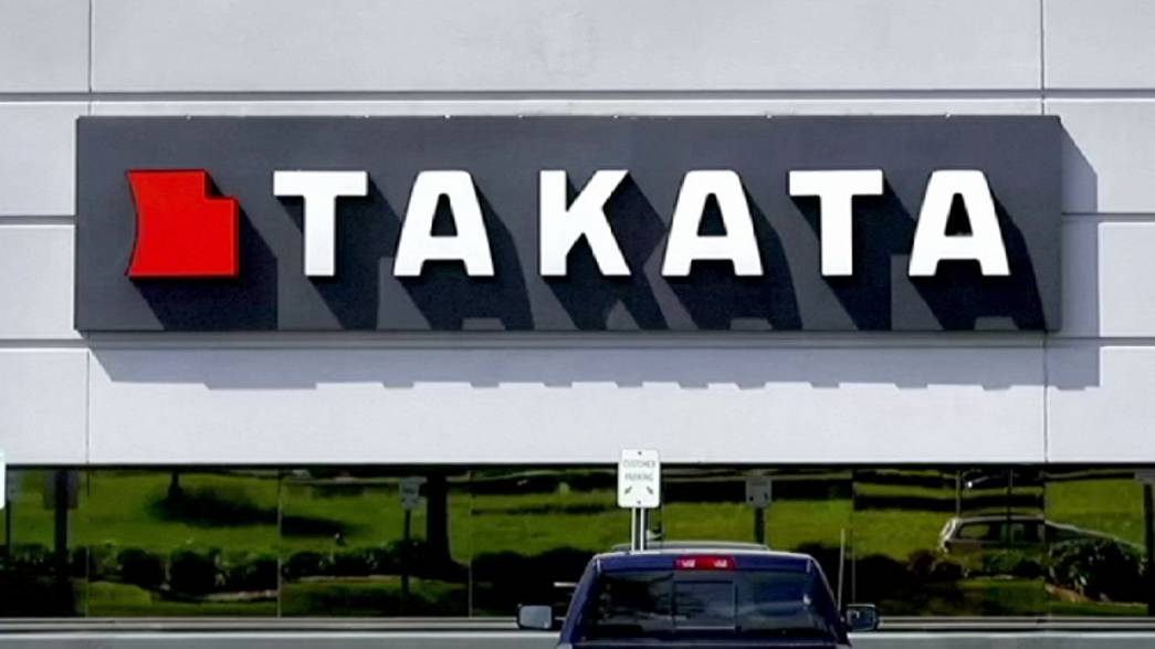 Takata airbag recall costs could total 21 billion euros