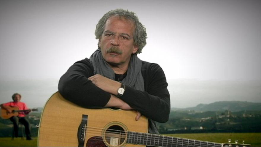 Italian singer-songwriter Gianmaria Testa dies at 57
