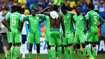 Nigeria's Super Eagles apologize for failing to qualify for AFCON
