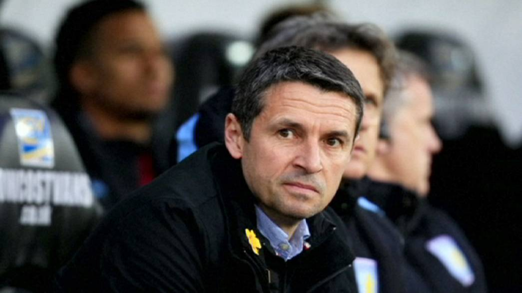 Rémi Garde abandona Aston Villa