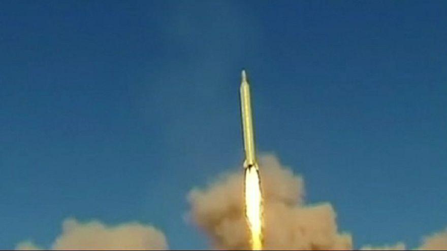 Aggodalmat kelt a világban Irán rakétatesztje