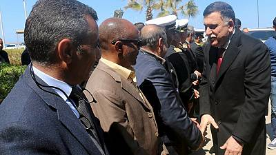 Libya's UN-backed government arrives in Tripoli