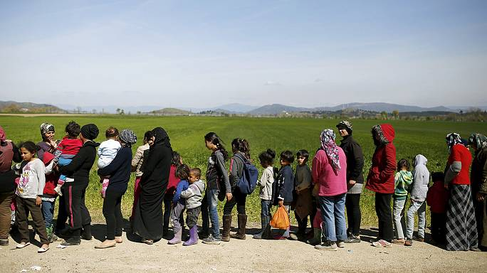Refugee crisis: 'Exponential increase in global solidarity' needed - UN