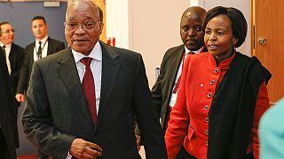 Scandale Nkandla : la Cour constitutionnelle devrait se prononcer sur le remboursement des fonds par Zuma