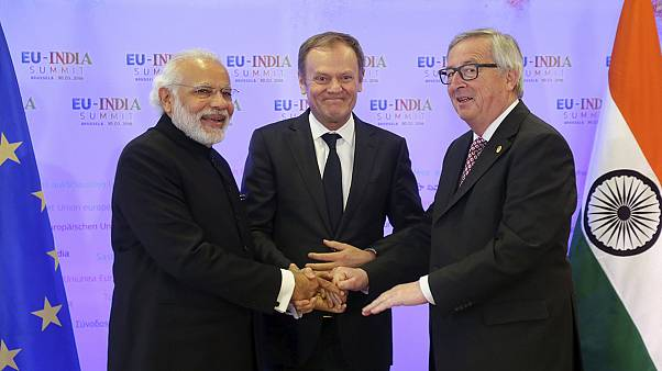 Európa és India: újabb lökés a kapcsolatoknak