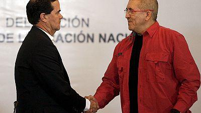 Colombia begins peace talks with leftist rebels