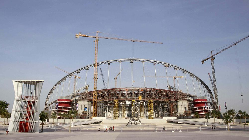 the human rights infrastructural and logistic problems that will make 2022 fifa world cup in qatar d The commercial bank of qatar (qsc) qatar construction sector the news of qatar hosting the fifa world cup 2022 has of human development of qatar national.