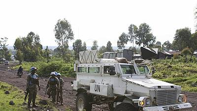 UN maintains its 20,000 troops in the DRC
