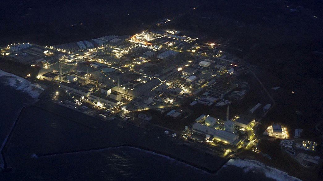 Fukushima: una nuova protezione radioattiva all'impianto nucleare